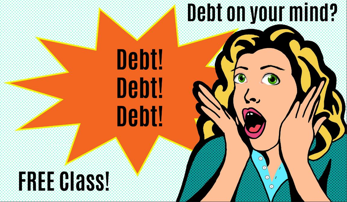 DEBT on my mind free class
